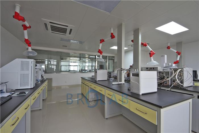 广西环保实验室建设工程案例