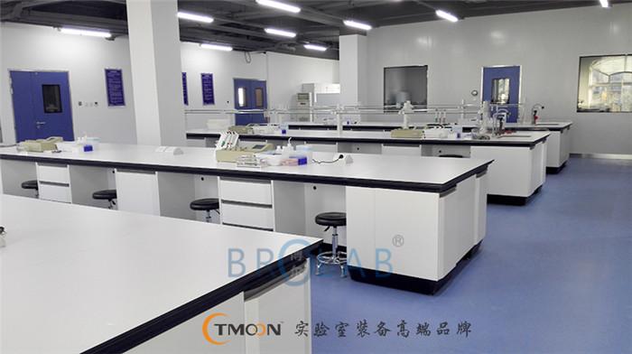 辽宁通正检测实验室建设工程案例