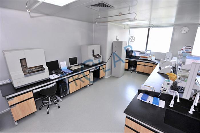 出入境检验检疫实验室设计规划方案