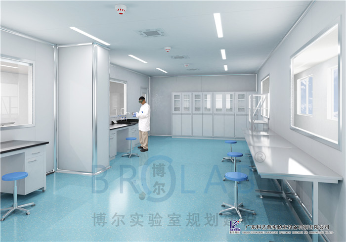 洁净实验室设计规划方案