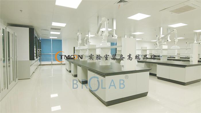 第三方检测机构实验室建设工程案例