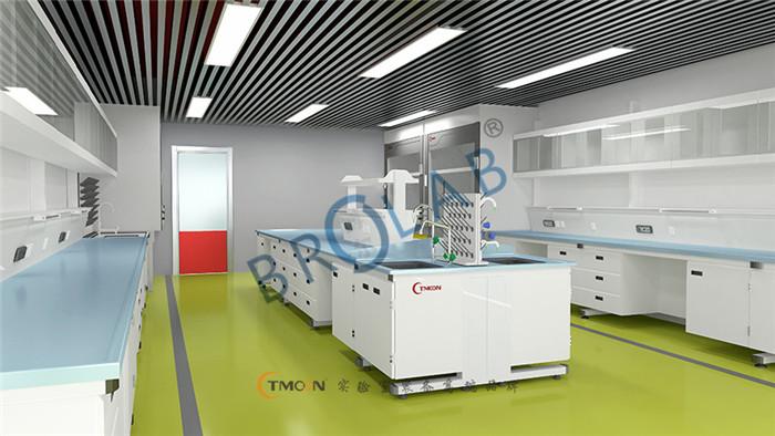 可移动模块实验室设计规划方案