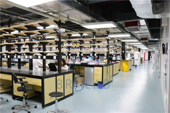 中科院实验室建设工程案例