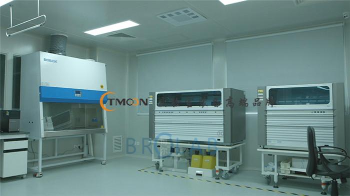 杭州迪安实验室建设工程案例