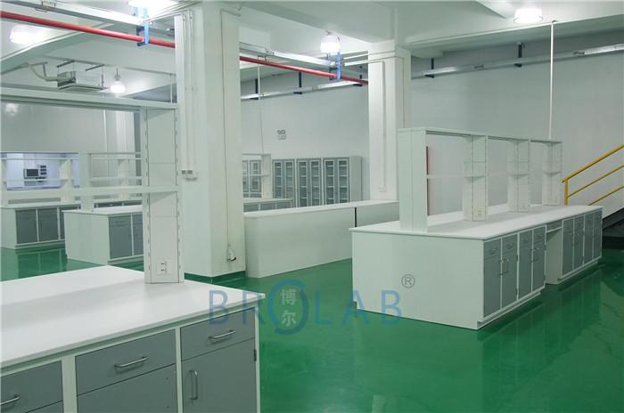 上海浦东益海嘉里实验室建设工程案例