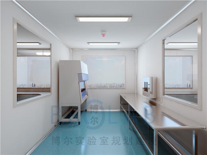 微生物实验室净化工程系统设计