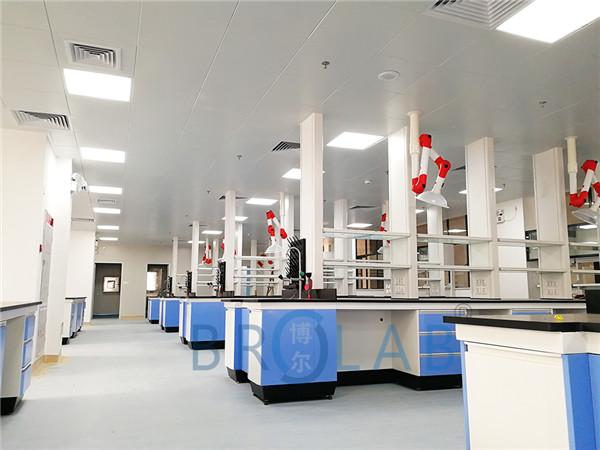 生物安全实验室设计规划建设装修