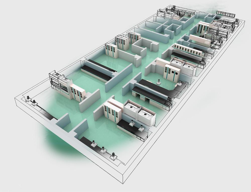 化学实验室设计建设