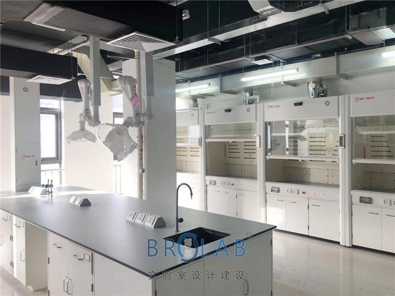 北京某特种实验室建设完工图-TMOON实验室家具