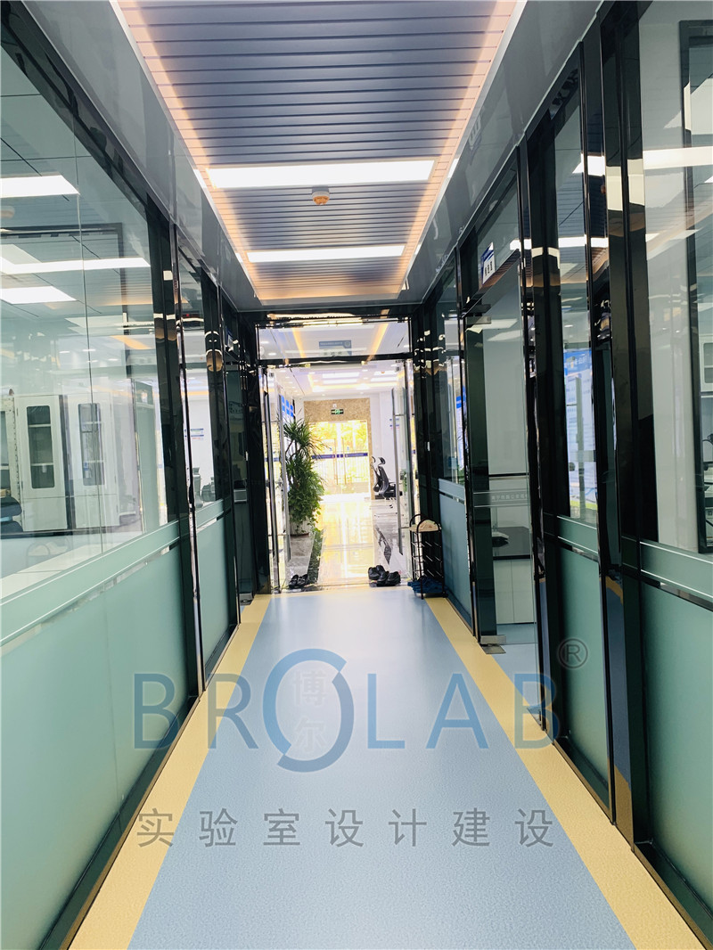 BROLAB某铁路公安局实验室设计建设成功案例