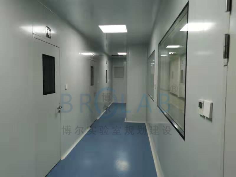 中医院实验室建设