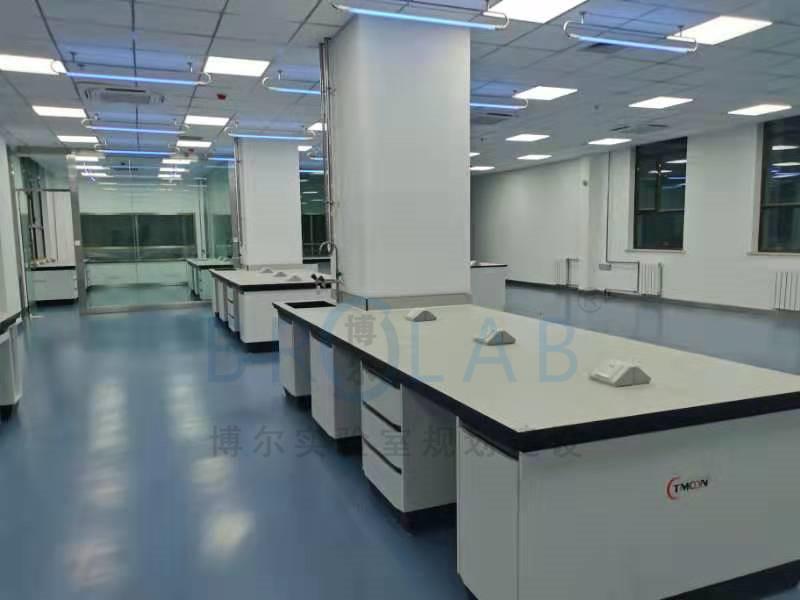 甘肃某中医院实验室建设成功案例