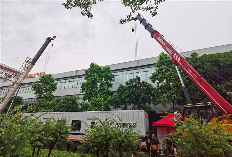 TMOON方舱实验室建设——北京禧园