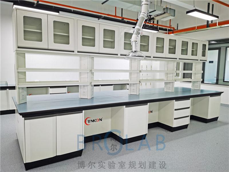 西安交大创新港**储能电子材料与器件研究所实验室建设工程案例