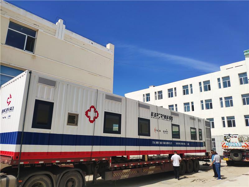 TMOON方舱实验室建设案例——内蒙古苏尼特左旗医院
