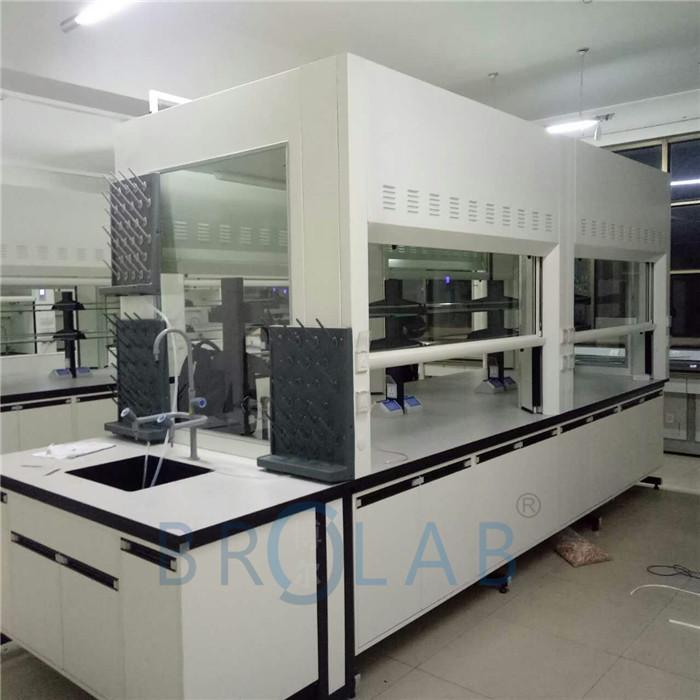 实验室通风柜如何定期调整检查?