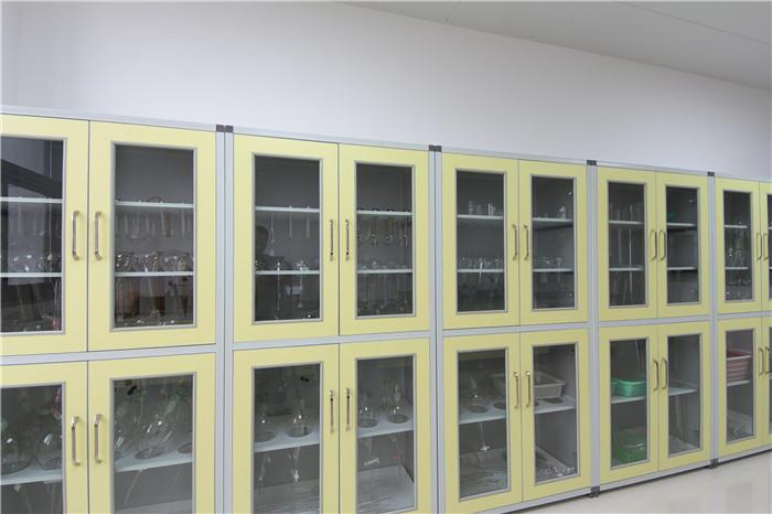 实验室通风系统案例:广西环保局