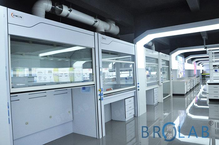 實驗室通風裝置:通風柜的種類