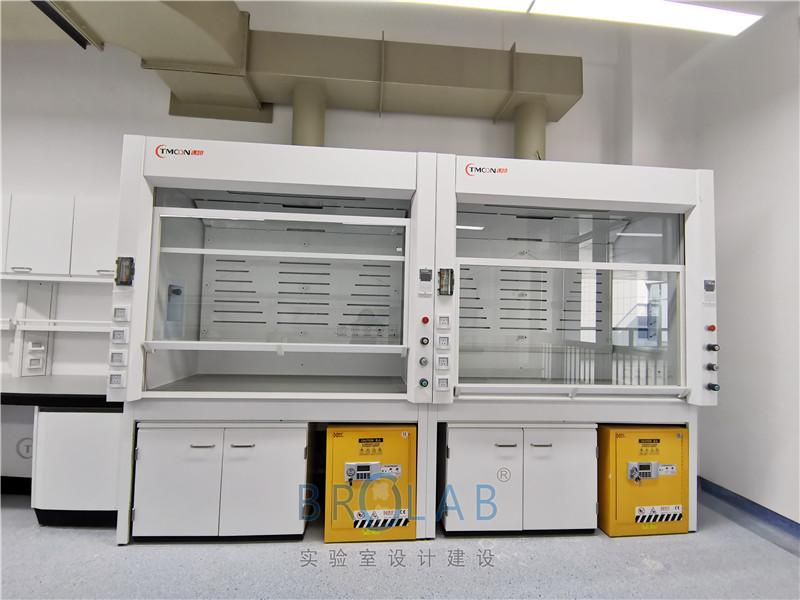 西安实验室通风柜定制方式-全钢通风橱厂家