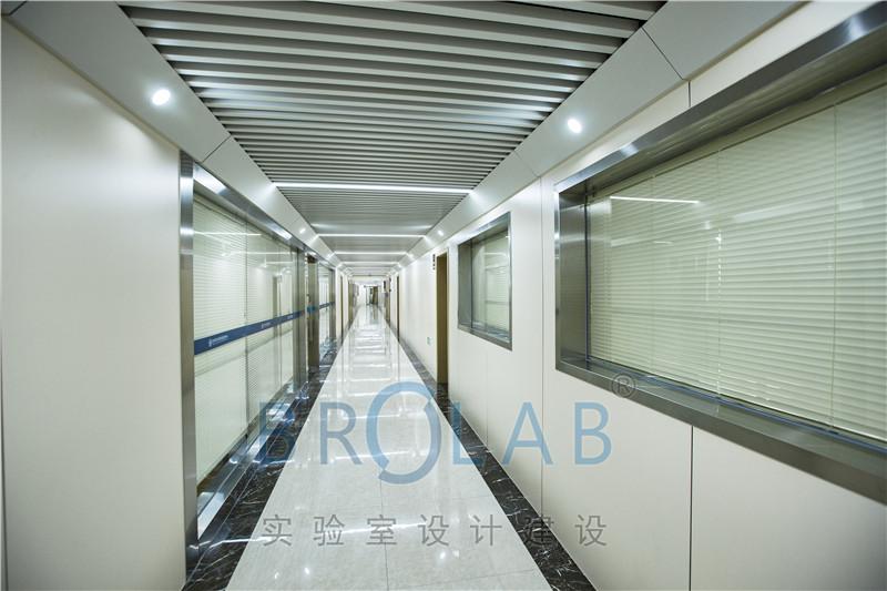 公安系统dna实验室建设通风柜应用