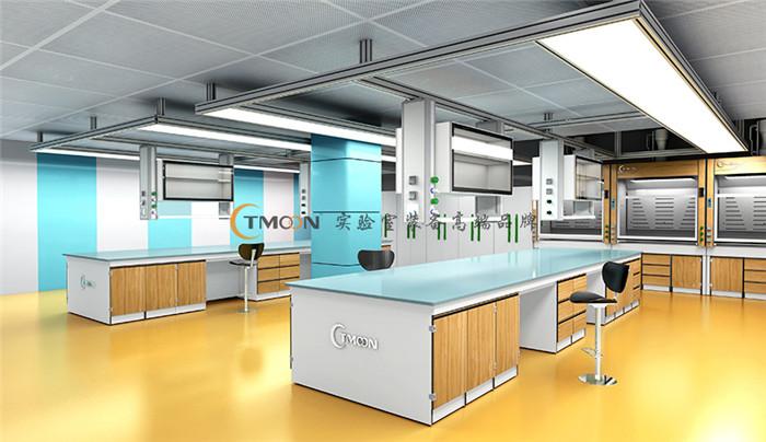 TMOON实验室全钢通风橱材质、结构优势