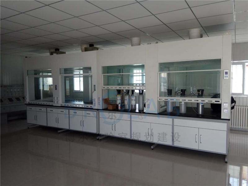 实验室通风柜顶部直排管道怎么设计?