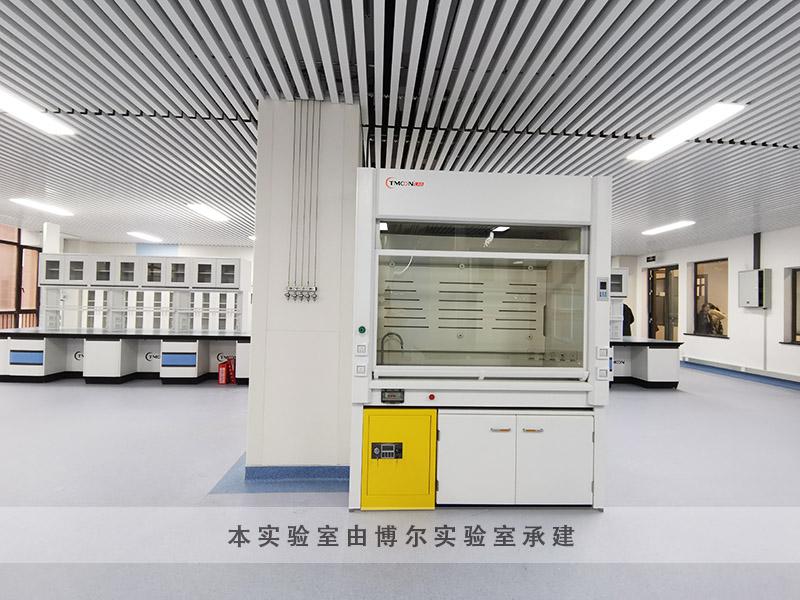 實驗室通風柜配置與安裝