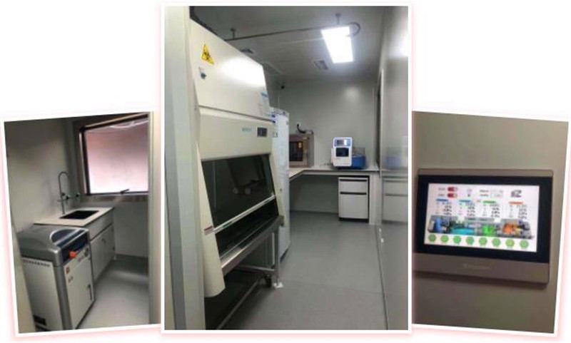 醫用方艙實驗室通風系統
