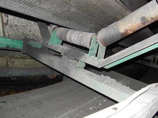 賈掌礦使用的一林托輥支架