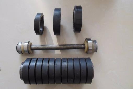 托辊支架的组成和托辊配件的重要性