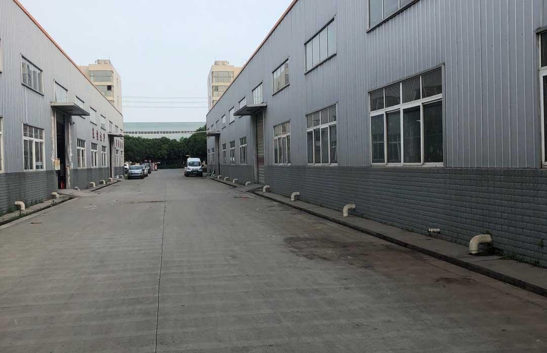 四川始丰成套电器设备有限公司厂房