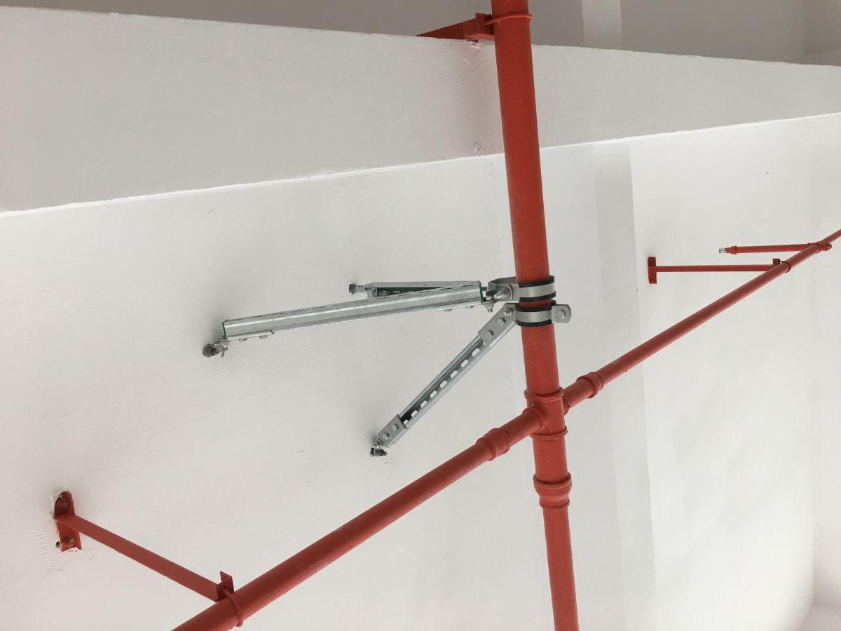 你知道四川抗震支吊架制作安装的详细施工流程吗
