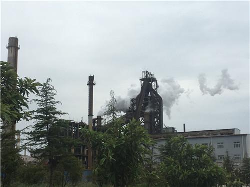 舞阳钢铁有限公司1260m3高炉