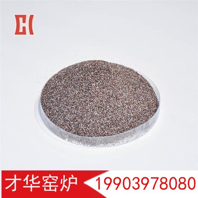 广西棕刚玉喷砂和石榴石喷砂对比,有哪些不同之处呢?