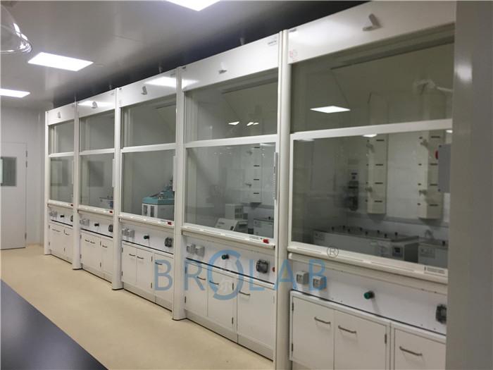 医药实验室设计规划建设案例