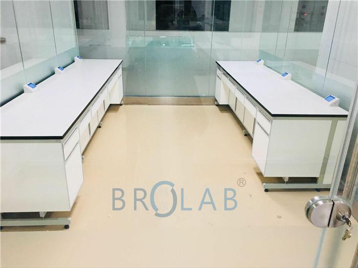 陕西海升果业实验室设计规划建设案例