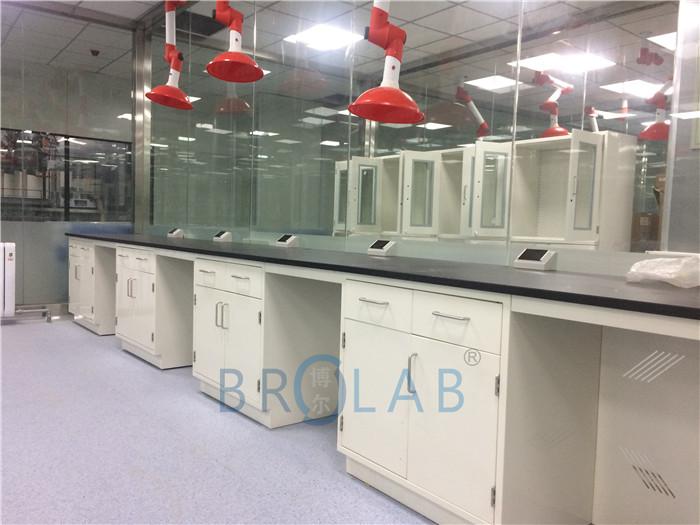 百跃乳业实验室设计规划建设工程案例