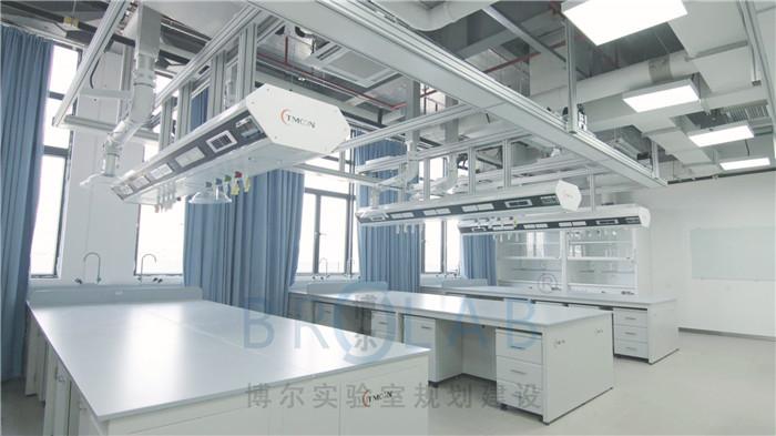 实验室装修中净化系统工程注意事项
