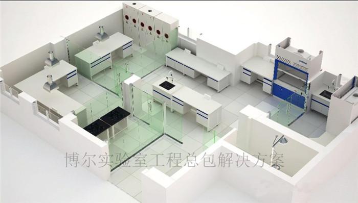 实验室废水废液处理系统工程