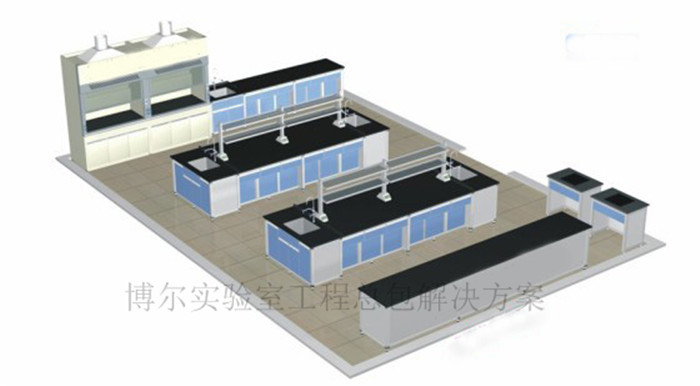 实验室给排水系统工程