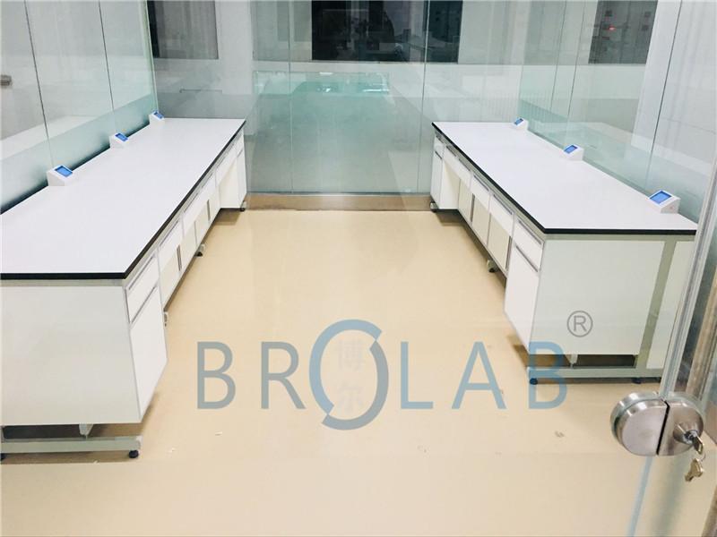 洁净实验室设计规划装修解决方案