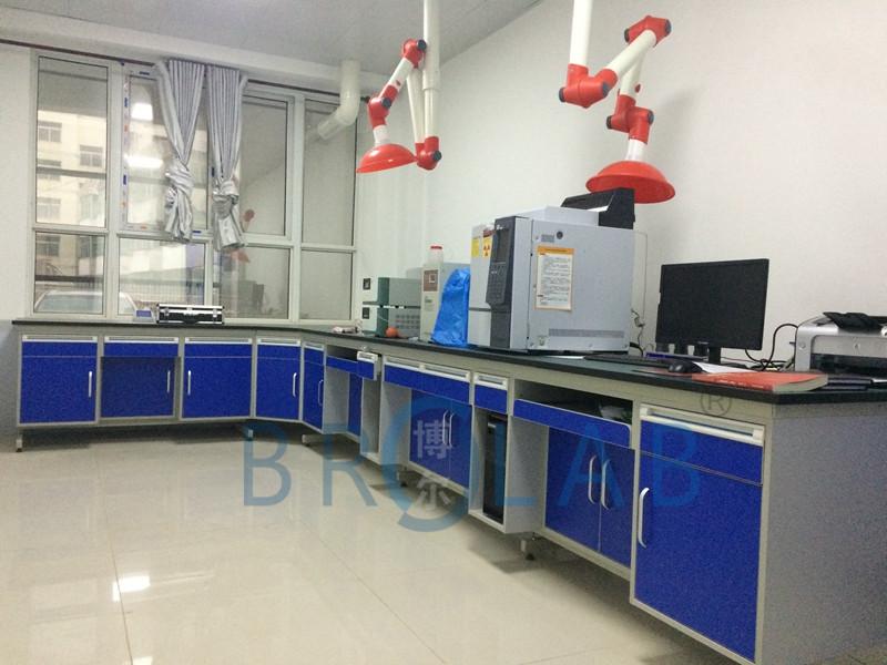 水质检测实验室设计规划解决方案