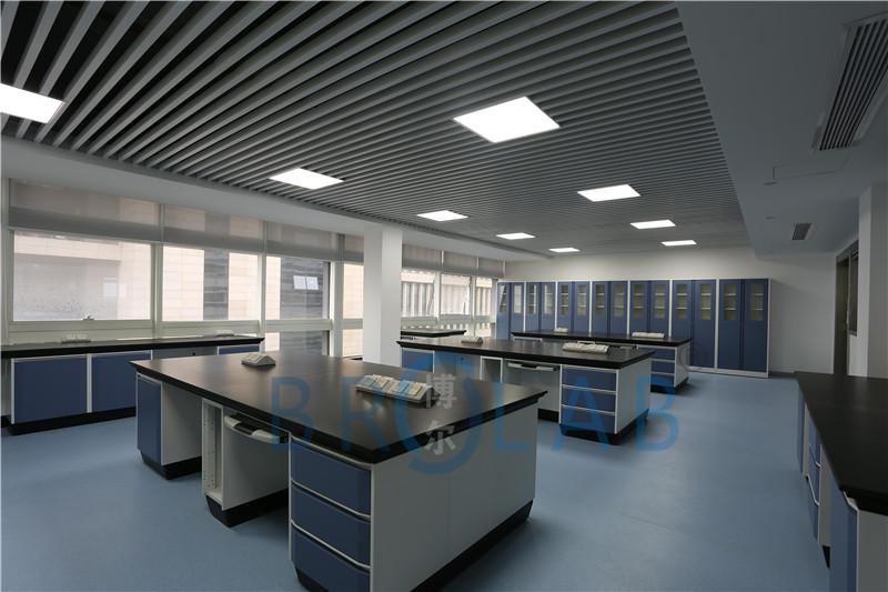 公安局系统实验室设计规划解决方案