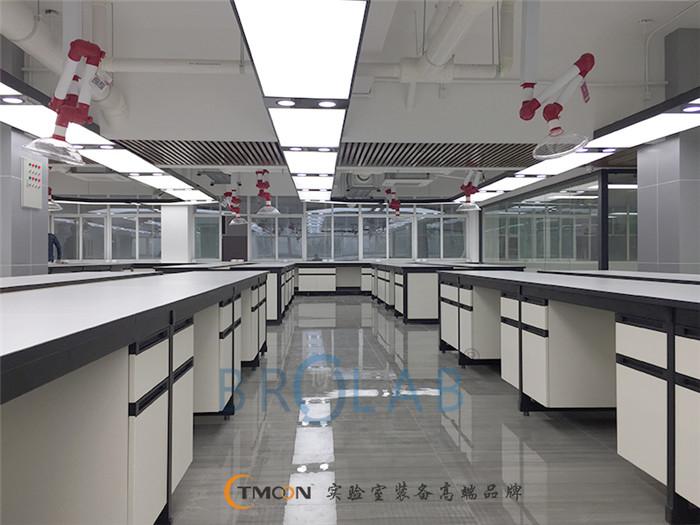 一品红药业实验室设计规划建设工程案例