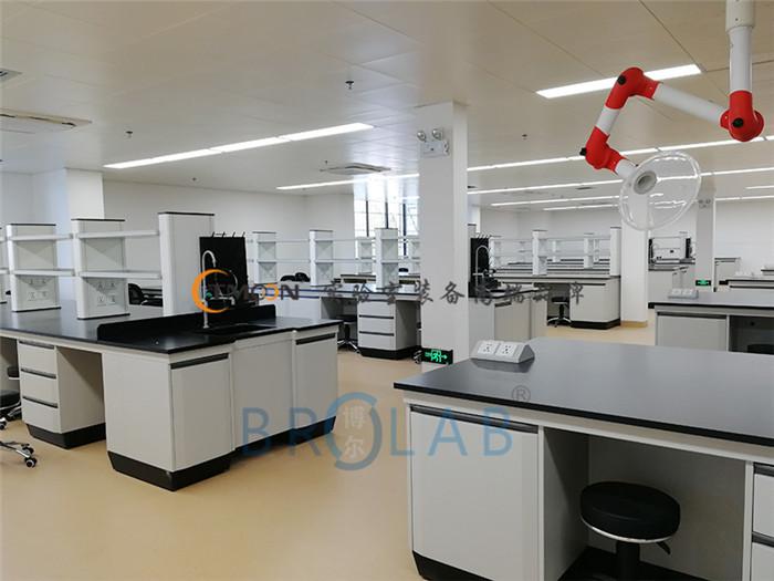 中山大学附属医院实验室设计规划建设工程案例
