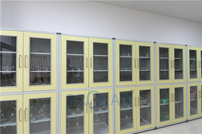 广西环保局实验室设计规划建设工程案例