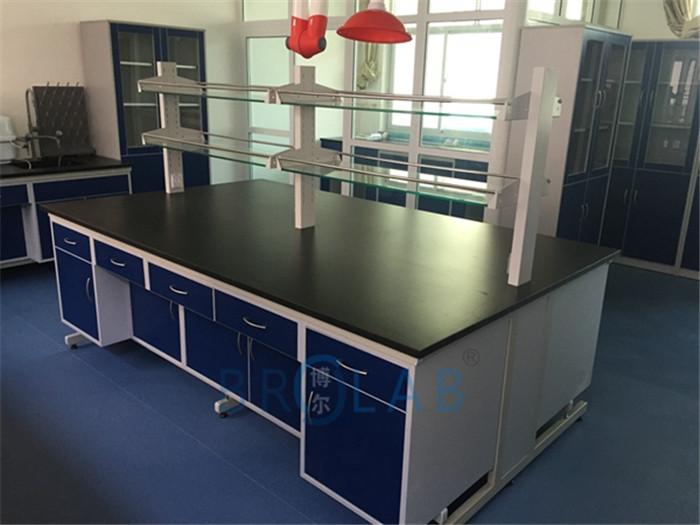 富县水质检中心实验室设计规划建设工程案例