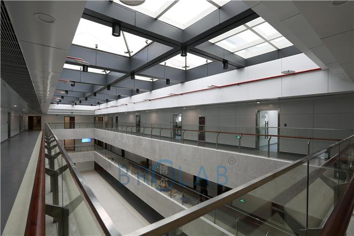 杭州公安局实验室设计规划建设工程案例