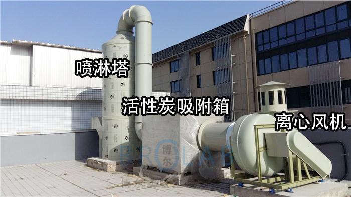 实验室废气净化系统工程