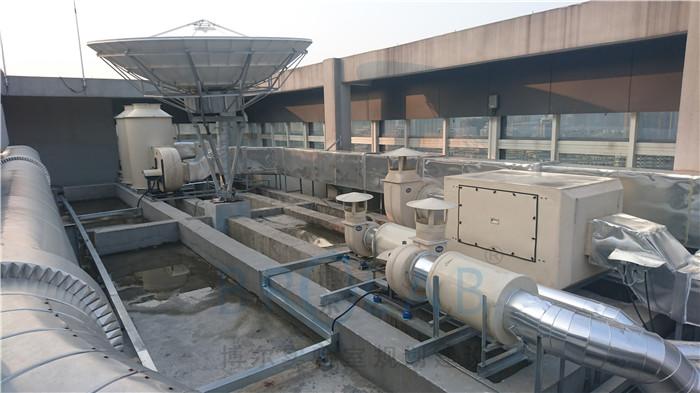 实验室工程环保系统